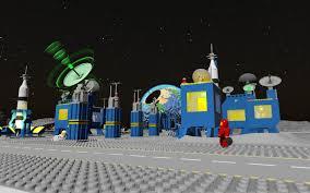 100 Lego Space Home Base Worlds Wiki FANDOM Powered By Wikia