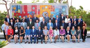 Launching Leadership Collier s Class of 2018 at Naples Botanical