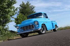 1955 Chevy Truck - MetalWorks Classic Auto Restoration & Speed Shop