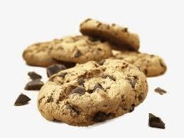 Chocolate chip cookies Baking Biscuit Cookies Free PNG Image