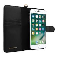 Michael Kors Saffiano Leather Folio Case for iPhone 7 Plus