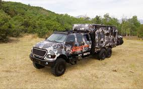 100 6x6 Truck Conversion The Diesel Brothers 66 Expedition Camper The Drive