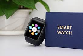 Smart Watch AZFELD Bluetooth Watch Wristwatch Phone with SIM Card