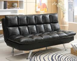 American Freight Sofa Beds by Black Plush Leather Like Sofa Bed Sundown Futon American Freight