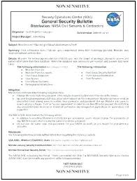 Resume Templates For Government Jobs Template