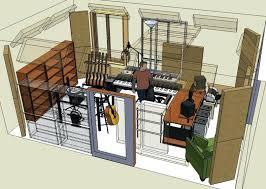 Small Recording Studio Design Home Ideas Professional
