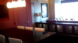 elara by hilton grand vacations 1 bedroom suite youtube