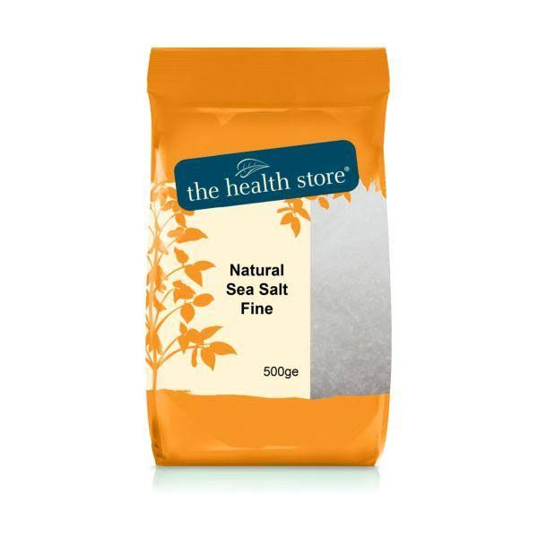 Ths Sea Salt - Natural Sea Salt Fine 500ge