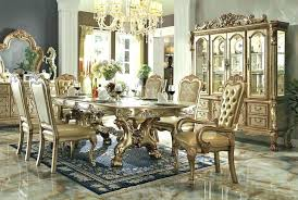 Elegant Round Dining Room Sets Exquisite Round Kitchen Table Sets