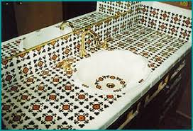 creative tile and marble mexican tile installation photo gallery