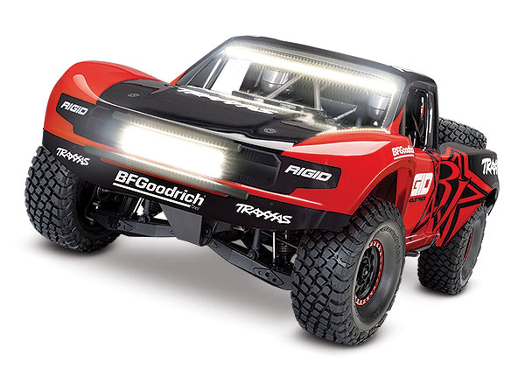 Traxxas 85086-4-RGD Unlimited Desert Racer: 4WD Electric Race Truck