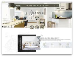 100 Interior Architecture Websites 24 Best Responsive Design Website Templates 2019