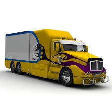 100 Expediter Trucks Kenworth T2000