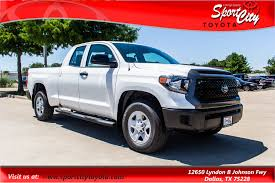 New 2018 Toyota Tundra SR 4.6L V8 Dallas TX | VIN: 5TFRM5F1XJX131065 Wrapping The Dallas Cowboys Ontour Truck Car Wrap City 2019 New Hino 268a 26ft Box With Lift Gate At Industrial Classic Chevrolet Used Dealer Serving 2016 Freightliner Cascadia Evolution Ca125 Premier And Suv Dealership James Wood Auto Group The Allnew Silverado Was Introduced An Event Ford Introduces Limededition F150 Media Center Park Cities Of In Tx Munchies Food Trucks Roaming Hunger Real Driver Behind Toyotas Hydrogenpowered Truck Ram 2500 Toliver Chrysler Dodge Jeep Freedom Chevy Buick Gmc Near Fort Worth