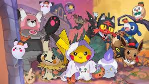 When And How Did Halloween by Pokemon Go Halloween Event 2017 Ends Today Which Gen 3 Pokemon