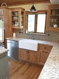kitchen cabinets with light quartz countertops pictures of
