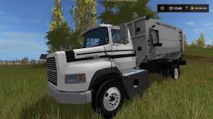 100 Feed Truck Farming Simulator 17 Ford Aeromax Mod