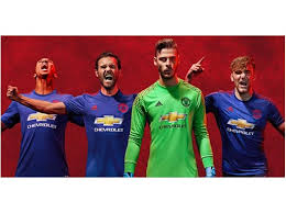 HERZOGAUNAURACH Manchester 11th May 2016 Adidas And United Have Launched The Clubs New Away Jersey For 17 Season