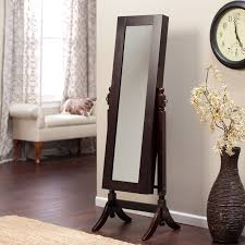 Belham Living Swivel Cheval Mirror Jewelry Armoire | Hayneedle Bedroom Amazing Jewelry Box With Mirror Front Large White Tips Interesting Walmart Armoire Fniture Design Ideas Locking Jewelry Armoire And Adjustable Fulllength Mirror Combined Free Standing Mirrored Best Wood Storage Material For Tall Dark Brown Wooden Drawers And Door On Amazoncom Plaza Astoria Walldoormount Black Cabinet Organizer Ring Innovation Oak Abolishrmcom 25 Ideas On Pinterest