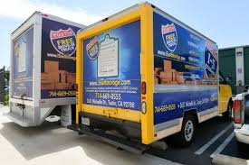 100 Self Moving Trucks I5 Storage