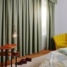 verdunkelnde vorhänge fürs schlafzimmer bild 6 schöner