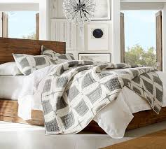 Pottery Barn Master Bedroom by Master Bedroom Ideas Indio Quilt U0026 Sham Pottery Barn Ruche