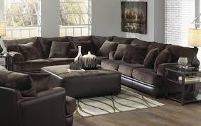 living room awesome u shaped sectional sofa with recliners u