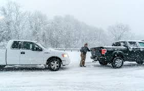 100 Northeastern Trucks Officials Lift Commercial Travel Ban In New Jersey Pennsylvania