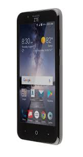 The ZTE Blade Vantage debuts as the cheapest prepaid smartphone on