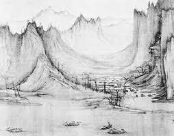 Drawn Mountain Chinese 6