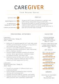 Caregiver Resume Example & Writing Guide | Resume Genius College Student Grad Resume Examples And Writing Tips Formats Making By Real People Pharmacy How To Write A Great Data Science Dataquest 20 Template Guide With For Estate Job 13 Steps Rsum Rumes Mit Career Advising Professional Development Article Assistant Samples Templates Visualcv Preparation Sample Network Cable Installer
