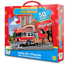 Amazon.com: The Learning Journey Jumbo Floor Puzzles, Fire Engine ... Amazoncom Melissa Doug Fire Truck Wooden Chunky Puzzle 18 Pcs First Grade Garden Health Explore Tubs Safety Alphabet Puzzle Educational Toy By Knot Toys Notonthehighstreetcom Small 4 Piece Vehicle Travel With Easy Builderdepot Buy Vehicles Online At Low Prices In India Amazonin Floor Kids Cars And Trucks Puzzles Transporter Others Creative Educational Aids 0770 5 And New Mercari Buy Sell Antique San Francisco Jigsaw Of The Game Emergency Cartoon Youtube