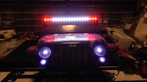 Gear Head RC 1/10 Scale Desert Torch LED Light Bar - White And Amber ... Amber Warning Lights For Vehicles Led Lightbar Minibar In Mini Amazoncom Lamphus Sorblast 34w Led Cstruction Tow Truck United Pacific Industries Commercial Truck Division Light Bars With Regard To Residence Housestclaircom Emergency Regarding Household Bar 360 Degree Strobing Vehicle Lighting Ecco Worklamps 54 Car Strobe Lightbars Deck Dash Grille 1pcs Ultra Bright Work 20 Inch Buyers Products Company 56 Bar8891060 The Excalibur Rotatorled Gemplers