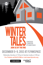 Vermont Stage Company Play Posters