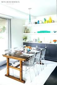 Dining Room Cabinet Ideas Built In Buffet Glossy Charcoal Gray