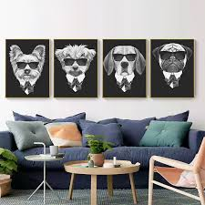 bilder drucke tiere wandbilder kunstdruck leinwand bilder