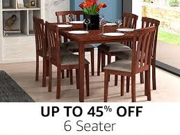 Dining Table Sets 2 Seater 4 6
