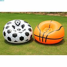 US $25.27 21% OFF|Inflatable Basketball Chair Soccer Ball Air Sofa Indoor  Living Room Flocking PVC Football Lounger Adult Kids Lounge Armchair-in ... Best Promo Bb45e Inflatable Football Bean Bag Chair Chelsea Details About Comfort Research Big Joe Shop Bestway Up In And Over Soccer Ball Online In Riyadh Jeddah And All Ksa 75010 4112mx66cm Beanless 45x44x26 Air Sofa For Single Giant Advertising Buy Sofainflatable Sofagiant Product On Factory Cheap Style Sale Sofafootball Chairfootball Pvc For Kids