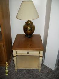 Vintage End Table With Lamp Attached by Best 25 End Table With Lamp Ideas On Pinterest Coffee Table