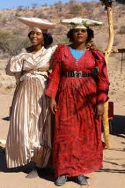 The Influence Of Missionaries Herero Women By Hans Hillewaert Own Work CC BY SA