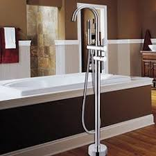 Delta Floor Mount Tub Filler Rough In by Freestanding Telephone Tub Faucet Supplies U0026 Valves Cross