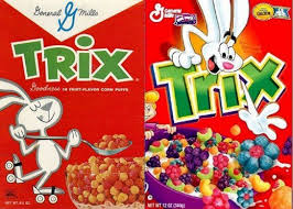 Evolution Of US Breakfast Cereal Brands Spanning 50 Years