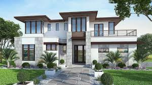 100 Best Contemporary Homes House Plans Modern Family Floor Stock Large Plan Day Multi