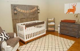 Woodland Crib Bedding Sets by Orange Baby Nursery Ideas Thenurseries