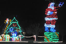 Griswold Christmas Tree Through Roof by The Best Christmas Holidays Lights Displays In Phoenix Scottsdale