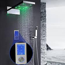 fx dusche thermostat digital controller touchscreen