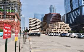 100 Austin City View Republic Tower Project Planned For Downtown Block At 308 Guadalupe