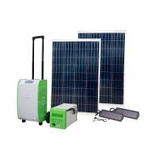 Nature Power 1 800 Watt Indoor Outdoor Portable f Grid Solar