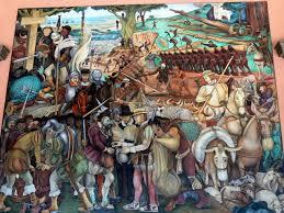 Jose Clemente Orozco Murales Palacio De Gobierno by Muralismo