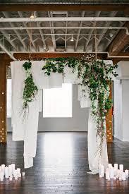 Diy Wedding Stage Decoration Ideas Dreamy Indoor Ceremony Backdrops Deer Pearl